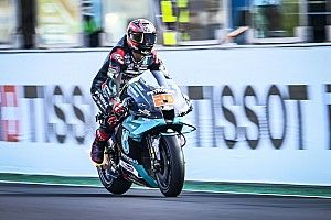 Quartararo: I'm struggling to overtake on the Yamaha