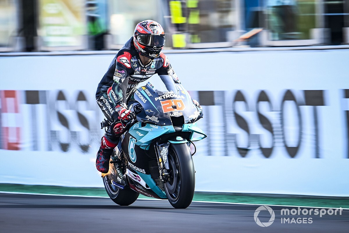 Quartararo: I'm struggling to overtake on the Yamaha