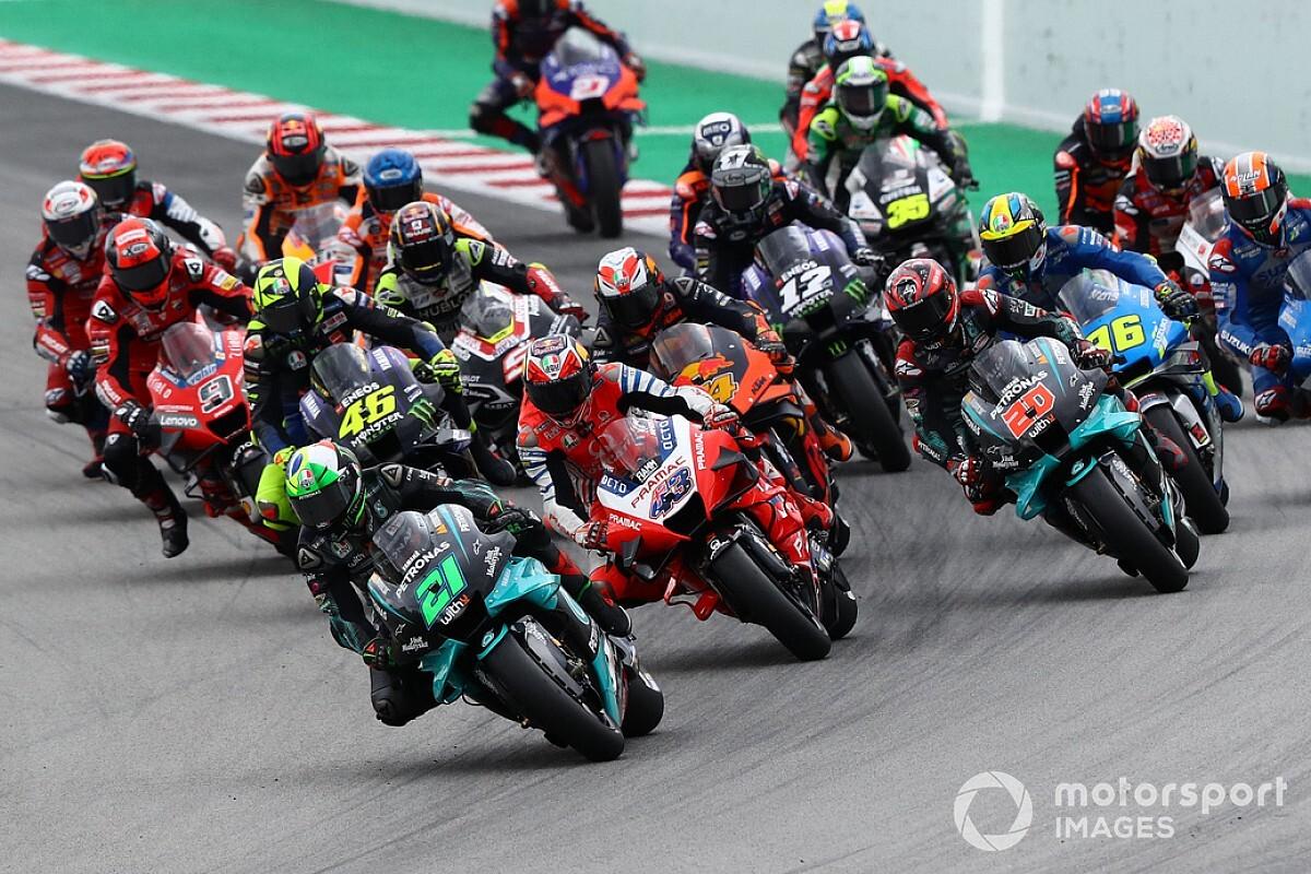 Motogp Calendrier 2021 Le MotoGP dévoile son calendrier 2021 provisoire