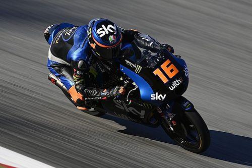 Aragon Moto3: Son antrenmanda Migno lider, Deniz dördüncü!