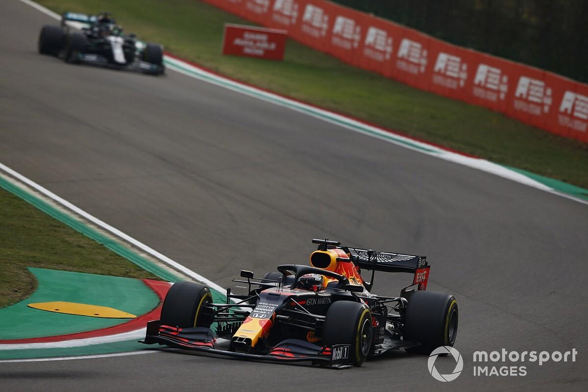 Mercedes nie blokuje Red Bulla