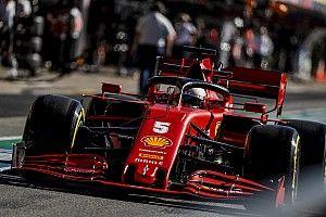 Dernier de la Q2, Vettel assume le choix des pneus mediums
