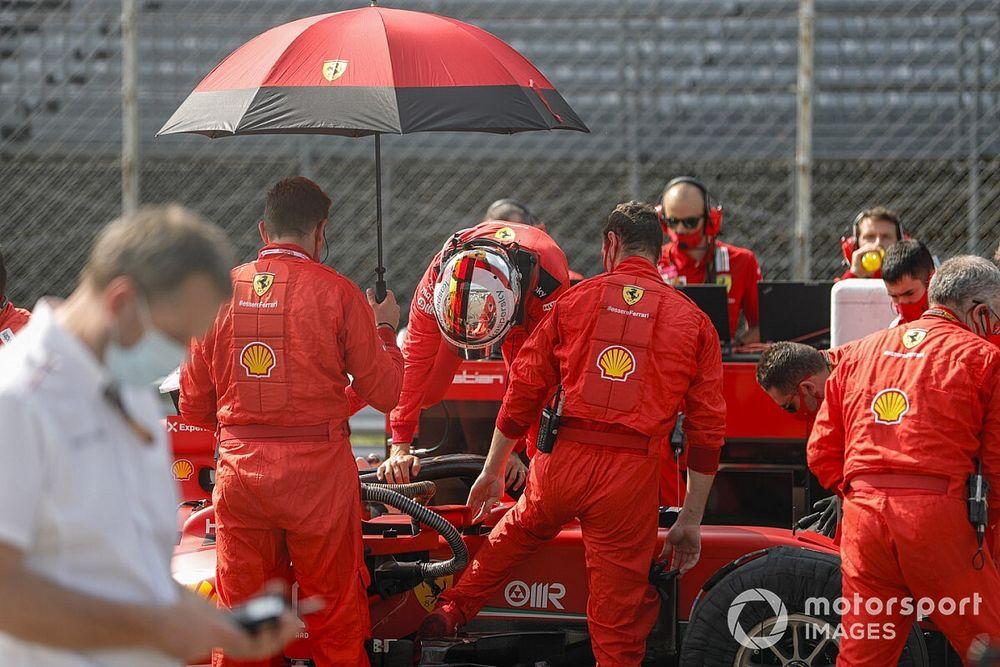 "Vettel, sobre la crisis de Ferrari: ""Todo pasa por una razón"""