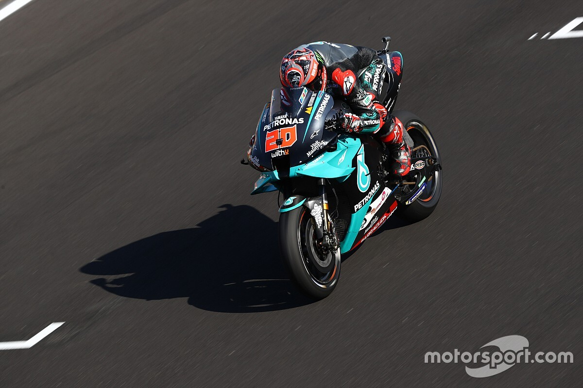 MotoGP, Misano, Libere 2: Quartararo nel dominio Yamaha