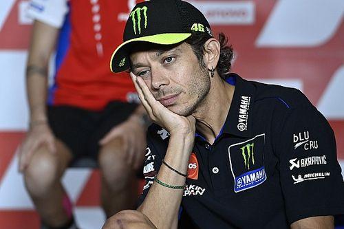 Rossi Diprediksi Takkan Mampu Naik Podium