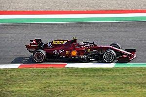 Leclerc is meglepődött a Ferrari mai teljesítményén