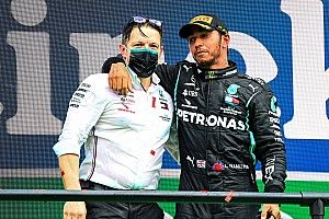 Engenheiro de Hamilton percebeu que inglês seria o sucessor de Schumacher quando o conheceu
