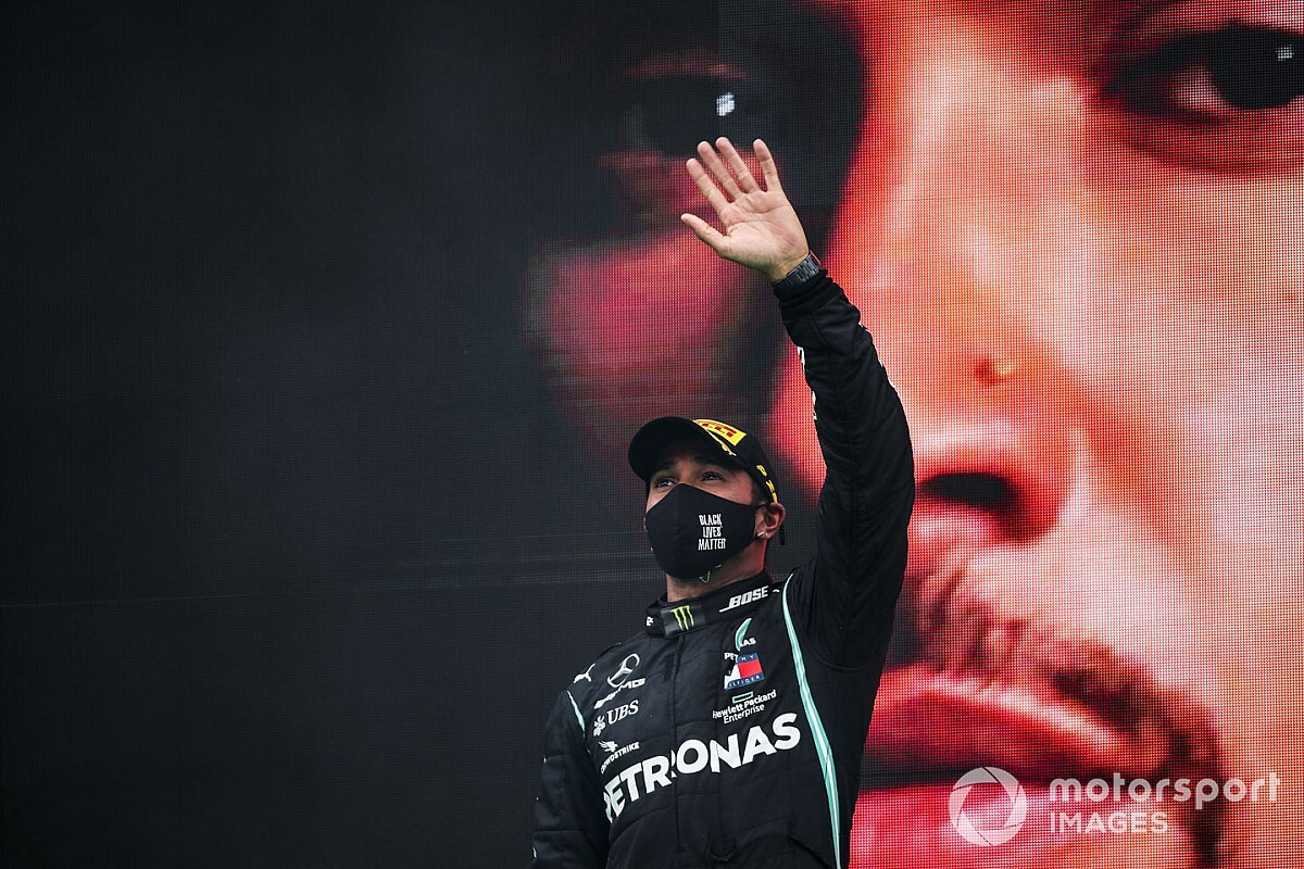 Retroscena Hamilton: una vittoria che va oltre i crampi
