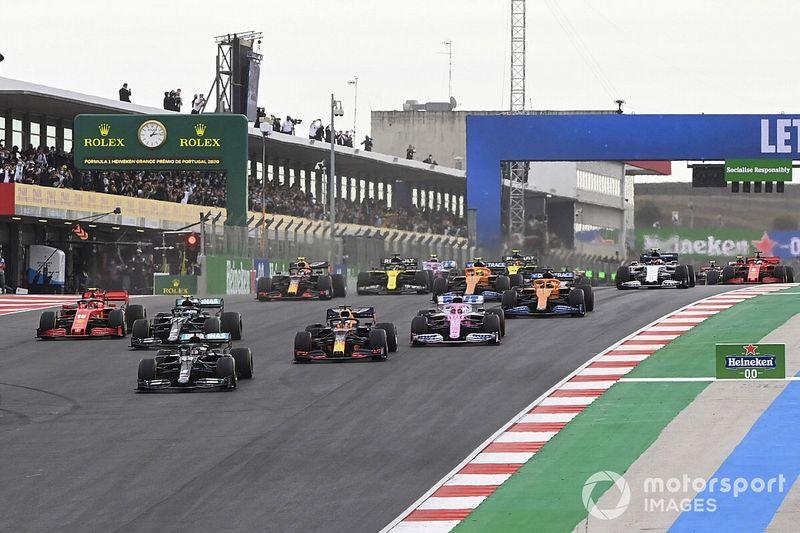 Domenicali: F1 gaat door COVID-19 flexibel om met kalender 2021