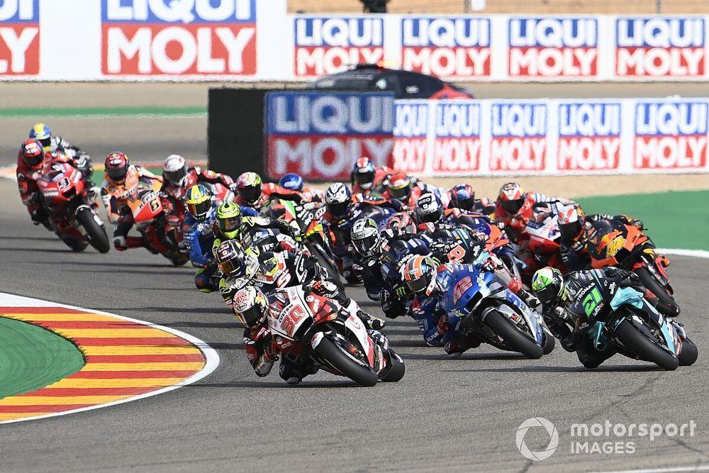 MotoGP unveils provisional 20-round 2021 calendar