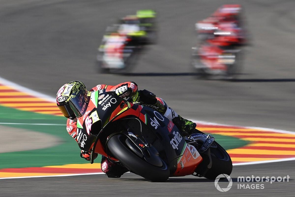 """MotoGP: Irmãos Espargaró explicam colisão na classificação que """"quase acabou em tragédia"""""""
