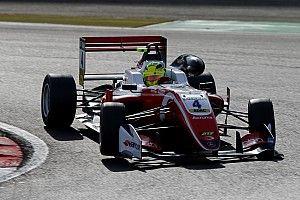 Nurburgring F3: Schumacher scores third win in a row