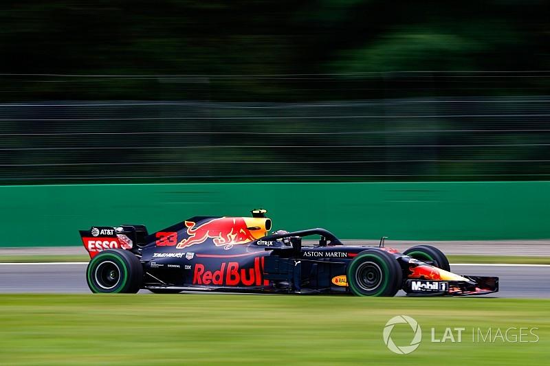 Verstappen verwacht geen wonderen in Monza na vijfde tijd