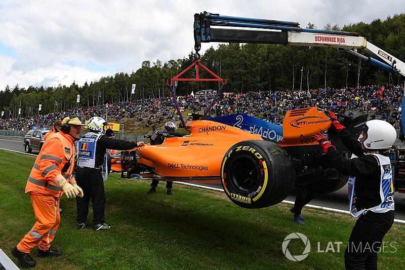 Belga Nagydíj: képek a harmadik F1-es szabadedzésről