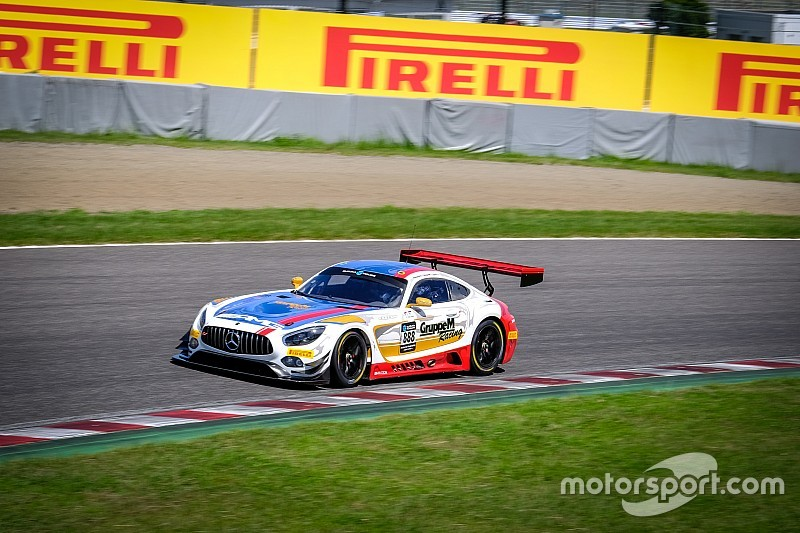 Suzuka 10 Hours: Mercedes holds 1-2 lead at halfway mark