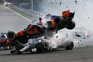 Hulkenberg pagherà il crash del via con 10 posizioni in griglia a Monza
