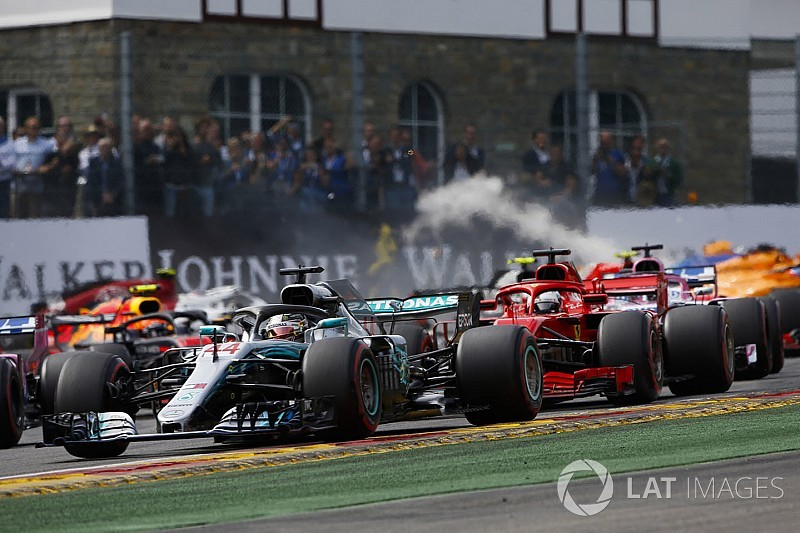 "Ferrari: Mercedes not used to ""taking punches"""