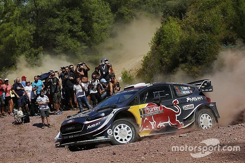 WRC Turkije: Drama voor Neuville, Ogier naar de leiding