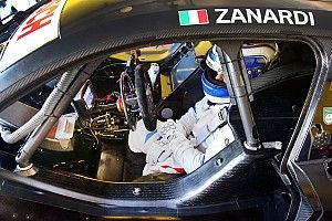 BMW revela modificaciones para el DTM de Zanardi