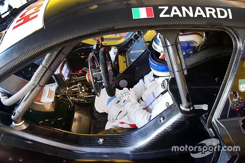 GALERIA: BMW revela modificações em carro de Zanardi no DTM