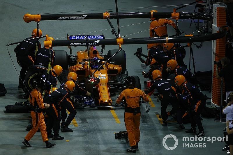 Alonso, McLaren'ın Rusya performansını merak ediyor