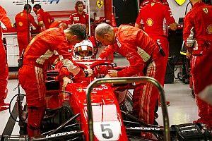 维特尔承认法拉利需解决排位赛问题