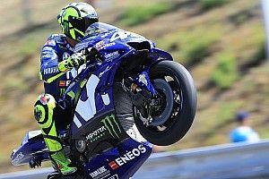 MotoGP Brünn FP3: Rossi-Bestzeit, Bradl und Vinales in Q1