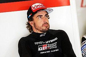 Alonso agradece las muestras de cariño tras dejar la F1