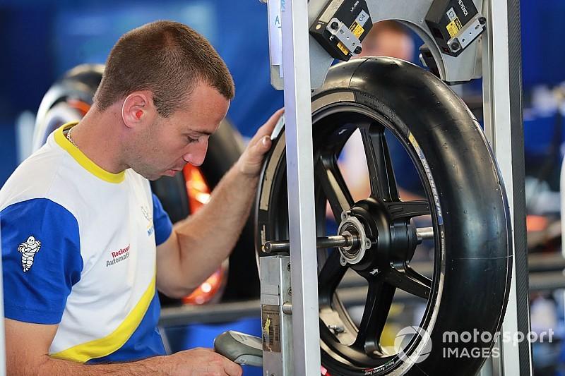 Michelin aimerait un ordre de passage stable entre MotoGP et Moto2