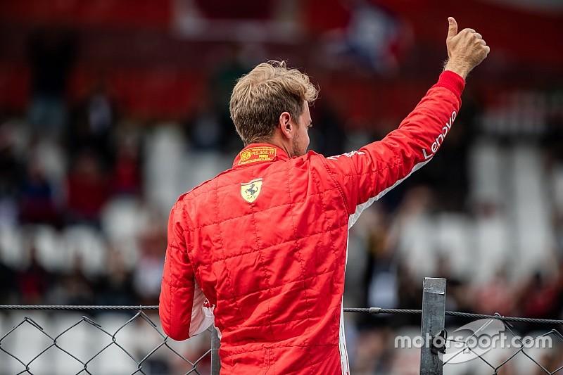 Sebastian Vettel: Bin kein Promi, sondern ein Sportler
