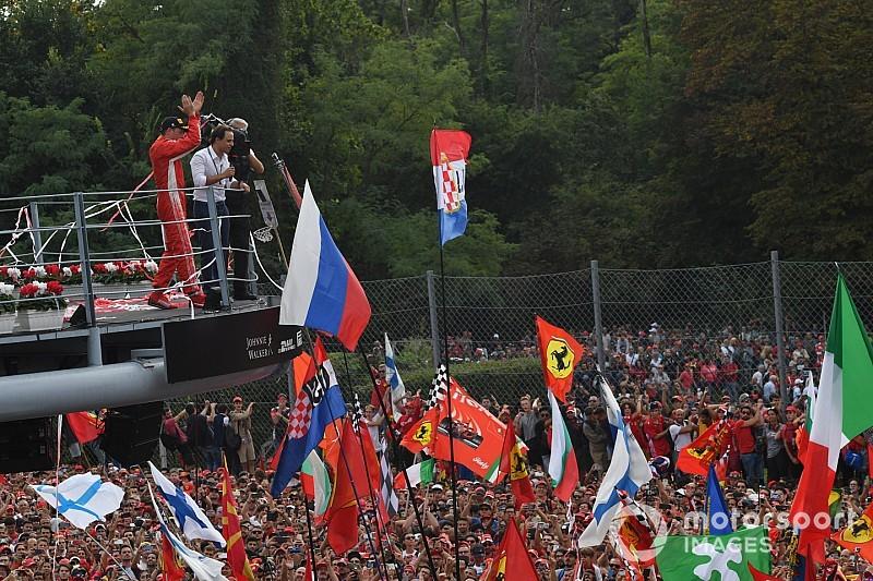 Monza yeni bir beş yıllık F1 sözleşmesinin eşiğinde