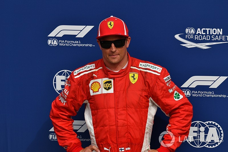 VIDEO: F1 reúne los momentos cómicos de Raikkonen en Ferrari