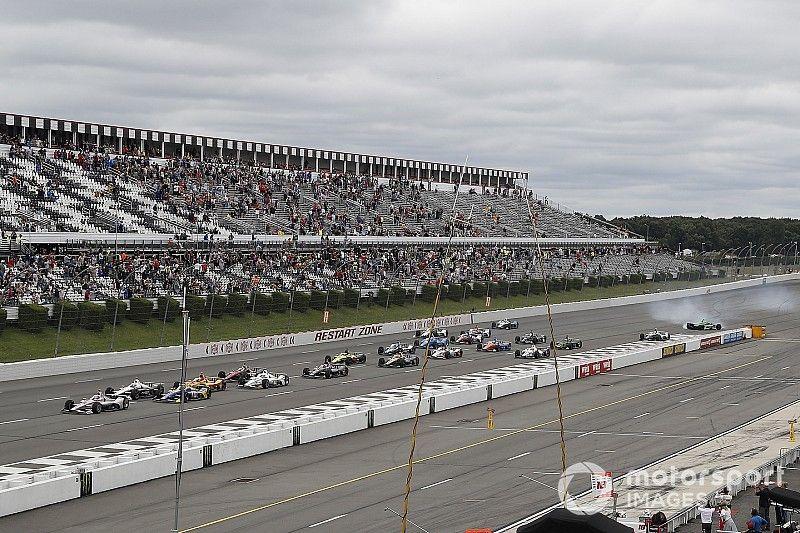 IndyCar todavía está en conversaciones con Pocono Raceway para 2020 y más