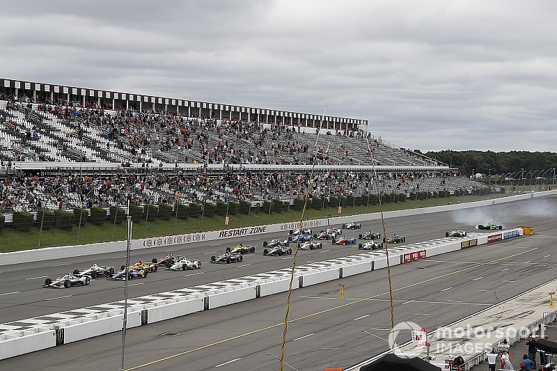 IndyCar still in talks with Pocono Raceway for 2020 and beyond