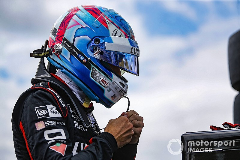 "Wickens: Racing in IndyCar again is ""the dream"""