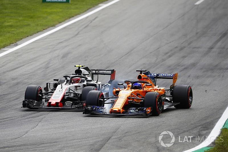 Magnussen: Alonso azt gondolja, ő Isten, ami elég mulatságos