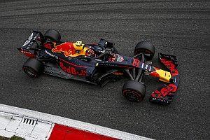 Verstappen también monta el nuevo motor de Renault
