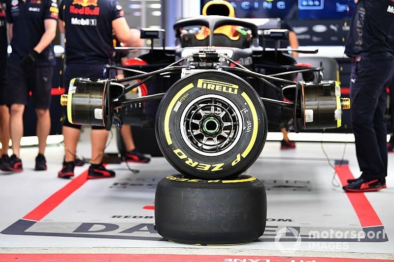 Az F1-nek tudomásul kell vennie, hogy a Pirelli