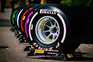 Los neumáticos Pirelli de F1 tendrán nombres más simples en 2019