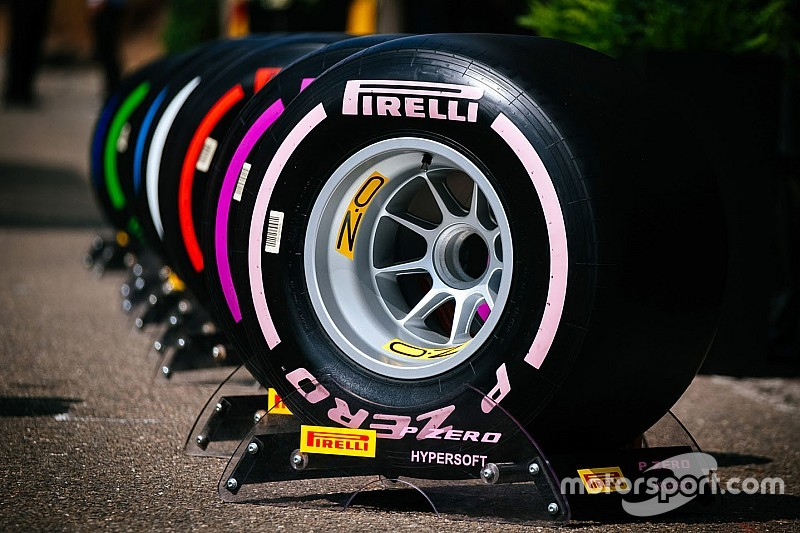 Pirelli Confirms New Naming System For 2019 F1 Tyres