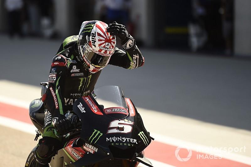 """Zarco : """"Je me bats plus avec la moto que je ne la pilote"""""""