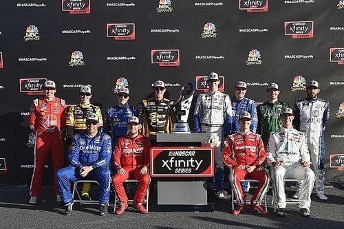 2018 NASCAR Xfinity Series playoff grid set