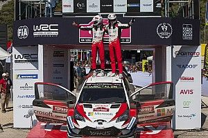 WRC Turki: Tanak menang, Neuville amankan poin tambahan