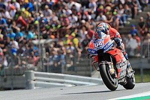 Онлайн. Гран При Австрии MotoGP: гонка