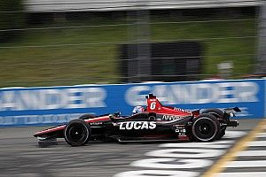 Schmidt Peterson withdraws Wickens' car from Gateway race