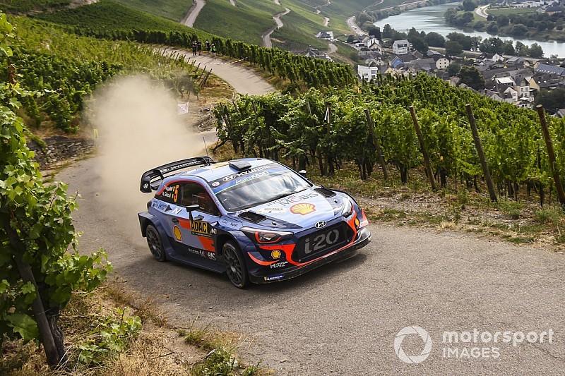 WRC 2019: programma e orari del Rally di Germania