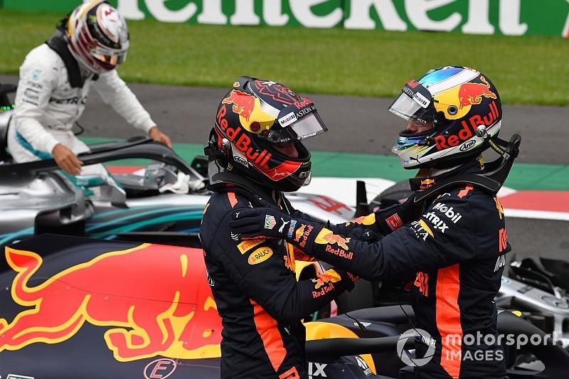 """Hamilton cree que los Red Bull """"están en su propia liga"""" en México"""