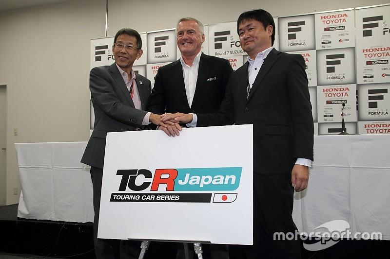 TCR Jepang dihelat musim depan
