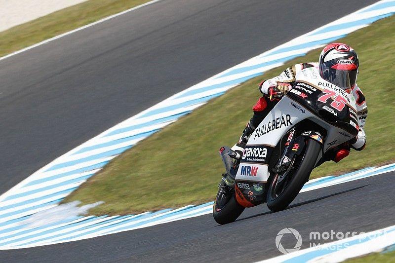 Moto3, Phillip Island: Arenas batte in volata Di Giannantonio ed un super Vietti