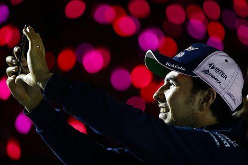 Pérez przedłuża kontrakt z Force India na sezon 2019